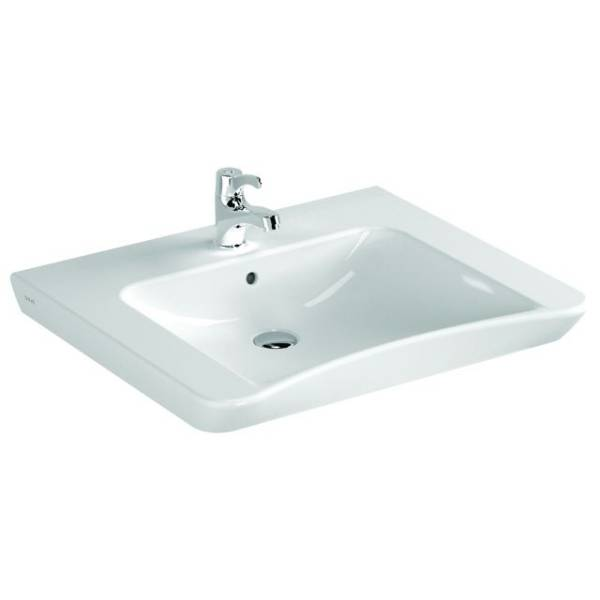 VitrA S20 Washbasin, 65 cm (Accessible), 5291