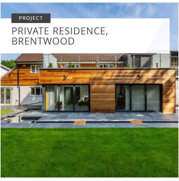 Private Residence, Brentwood