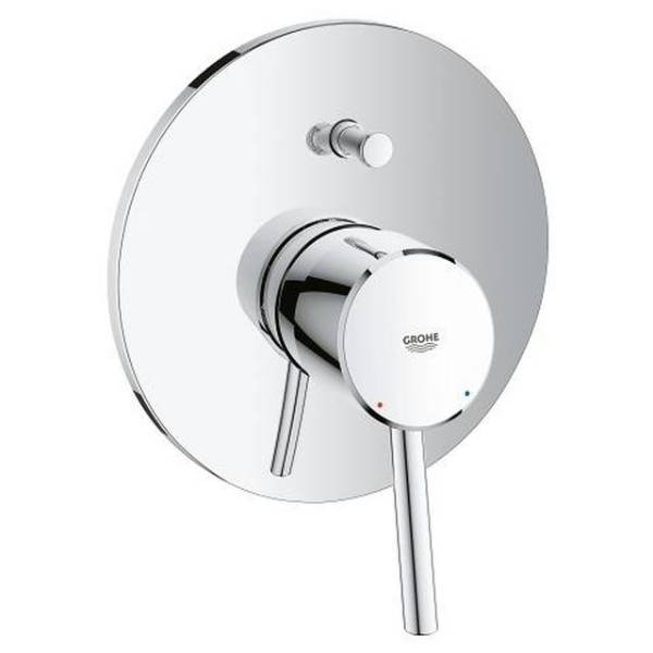 Concetto Single-Lever Bath Mixer Trim