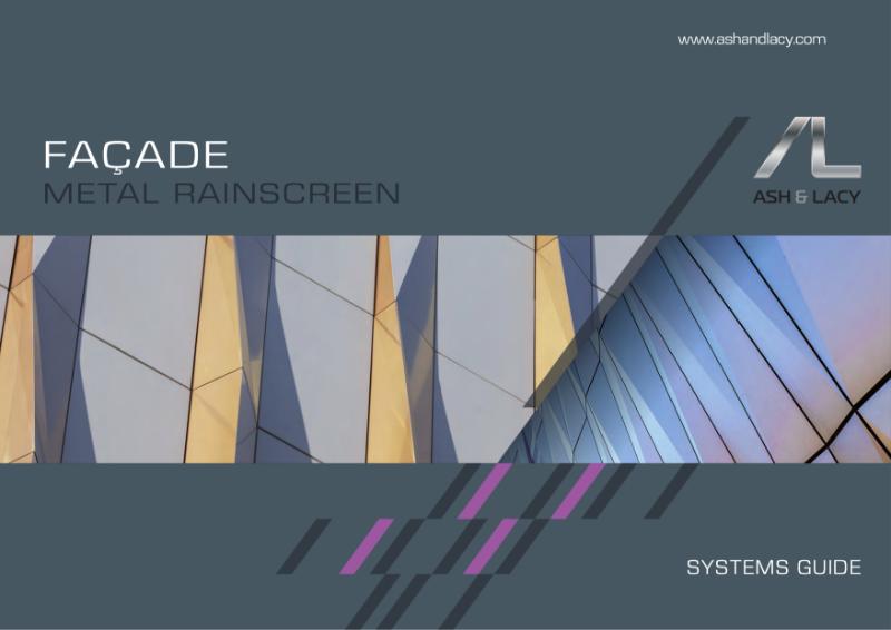 VariAL & LineAL Metal Rainscreen System Guide