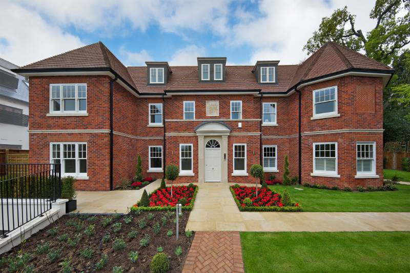 Mentmore Homes project achieves better U-value thanks to Eurowall® +