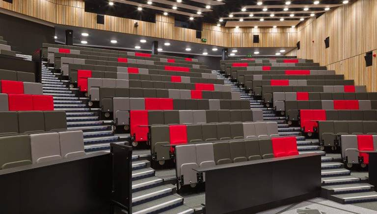 University of Reading - Lecture Theatre Seating