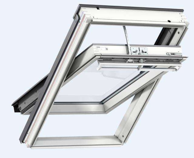 GGL INTEGRA® Solar Powered, Centre-Pivot Roof Window