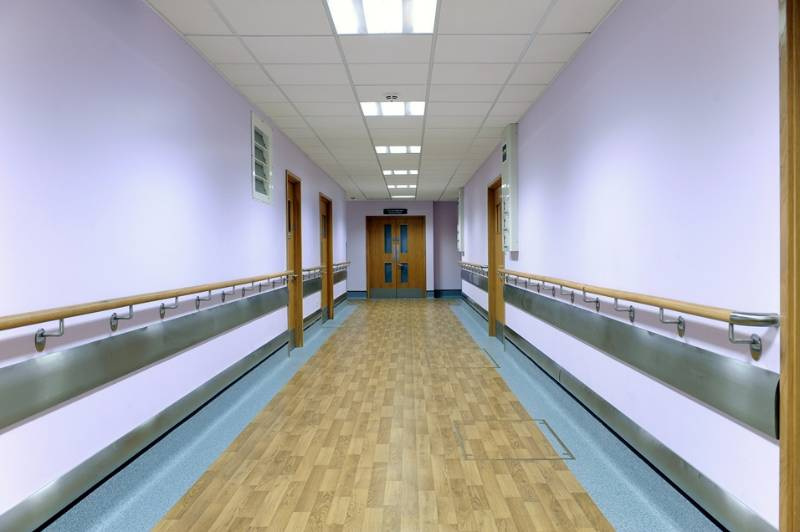 Wall Protection - UCLH, National Hospital for Neurology and Neurosurgery