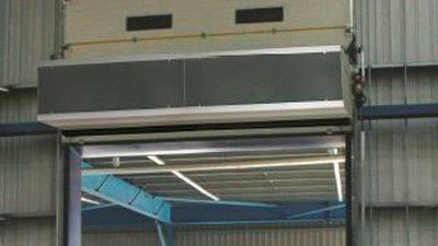 Air Curtains (Industrial) - IAB