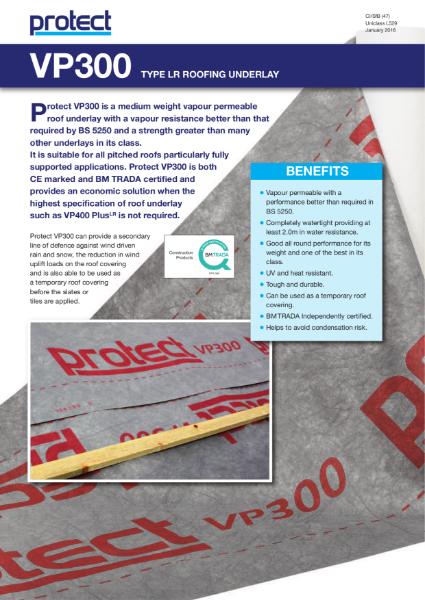 Protect VP300 Membrane Brochure
