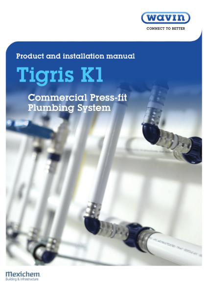 Wavin Tigris K1 Product & Installation Guide