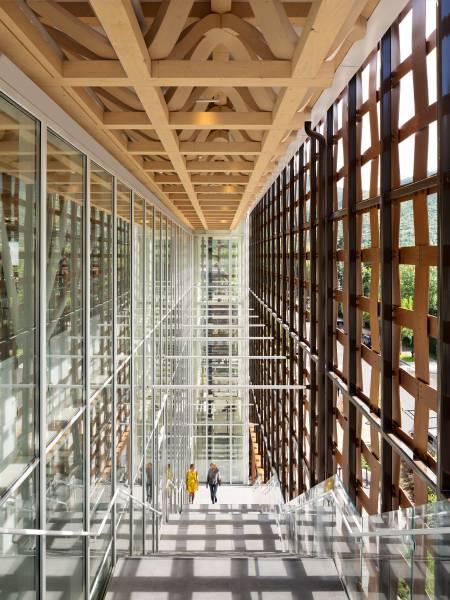 Aspen Art Museum Shigeru Ban Architects