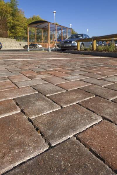 Beta Flow Permeable Paving