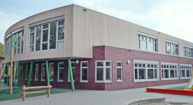 Dutch school selects Accoya cladding