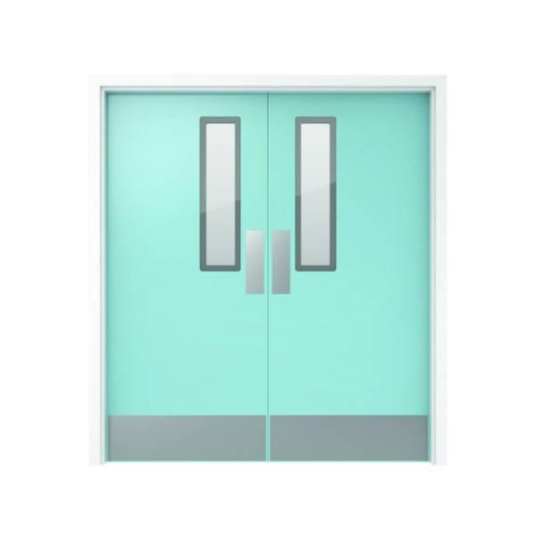 Trovex Hygidoor - Double Action Double Door Set