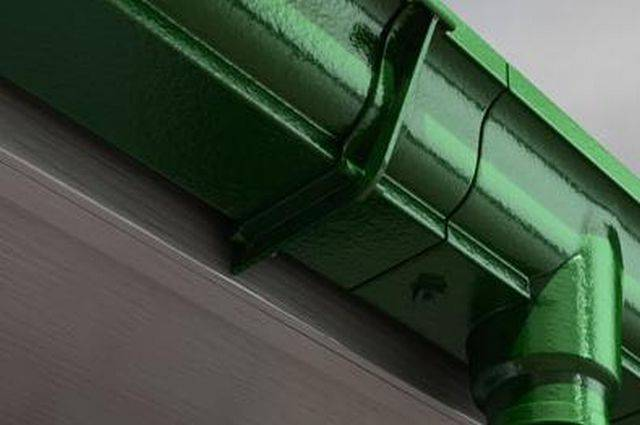 Heritage 154 mm Moulded gutter