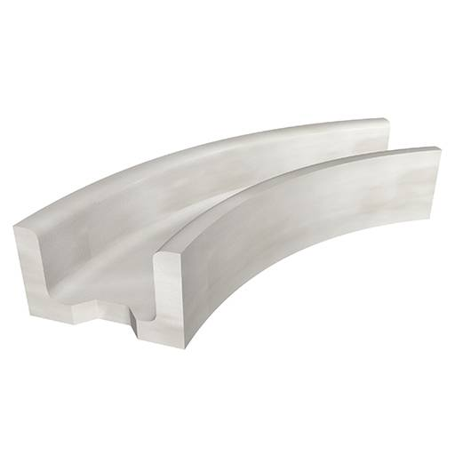 Anderlite Trough Curved