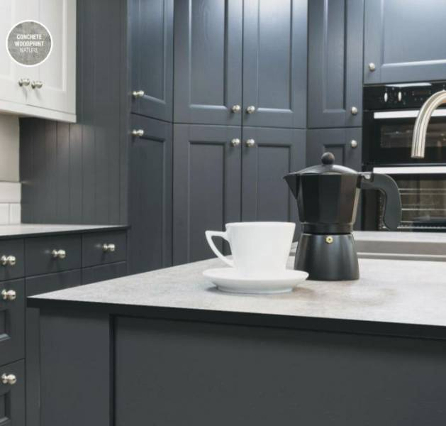 Spectra Slim-Edge Breakfast bar & Island Surfaces