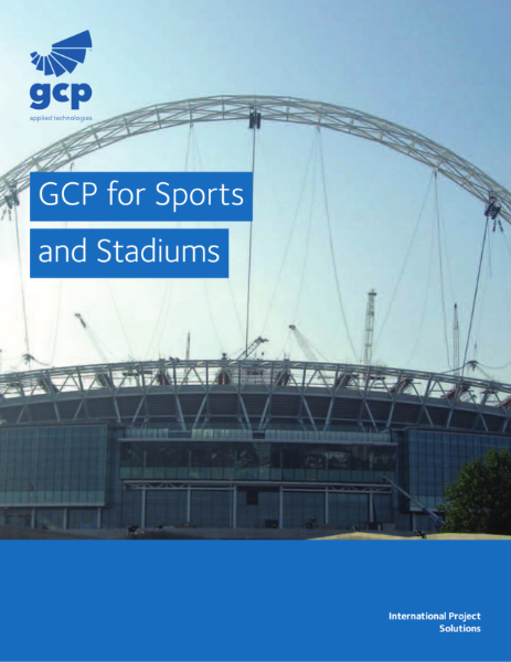GCP International Projects for Sports & Stadiums