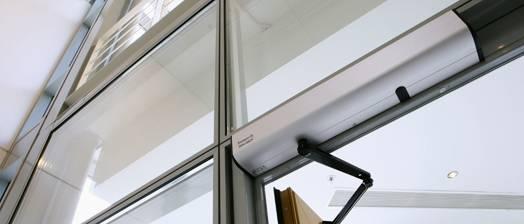 Automatic Swing Door Opener - ASSA ABLOY SW200 I - Aesthetic Integrated Swing Door System