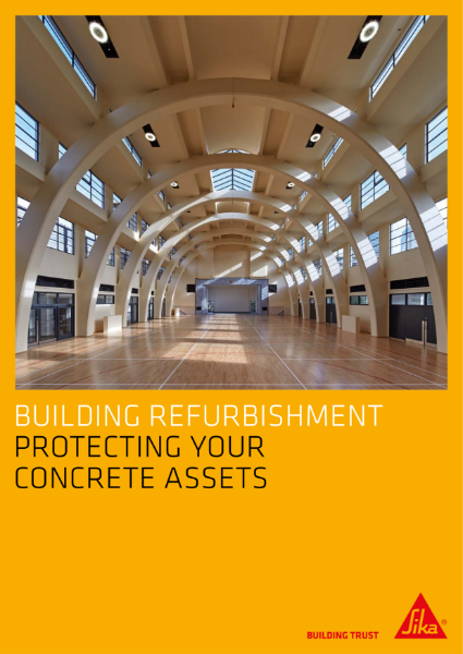 Technology and Concepts - Repair and Protection of Reinforced Concrete
