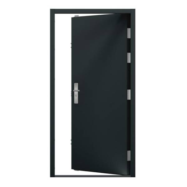 High Security Steel Door