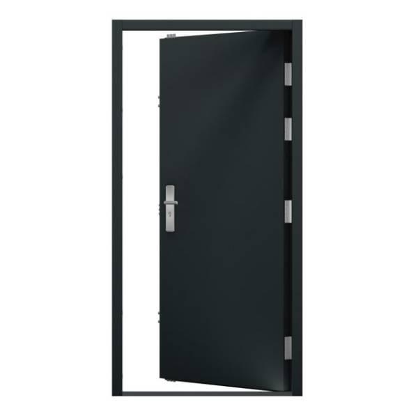High Security Steel Door