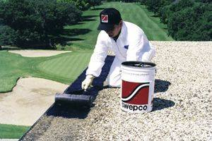 SWEPCO Heavy Duty Patching Compound
