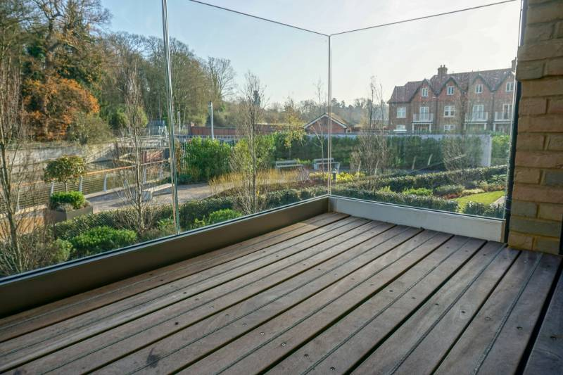 Non-Slip Decking | Berkeley Homes Residential Balconies