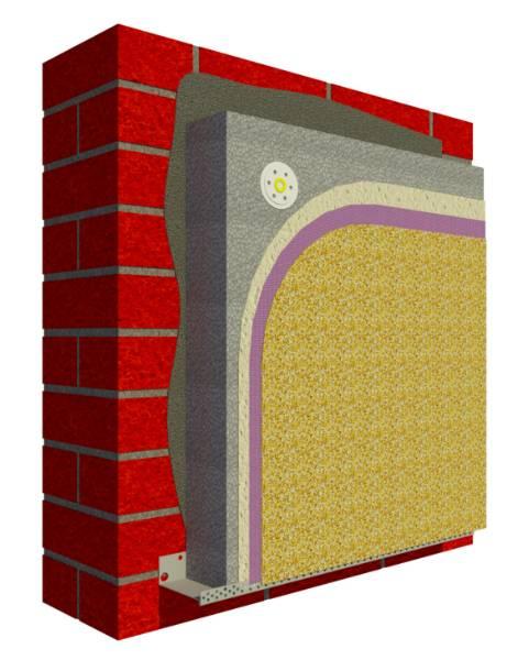 webertherm XP261 External Wall Insulation