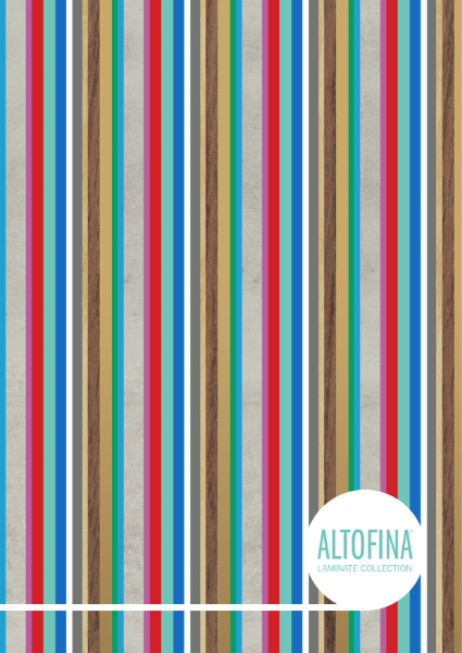 Altofina High Pressure Laminate Catalogue