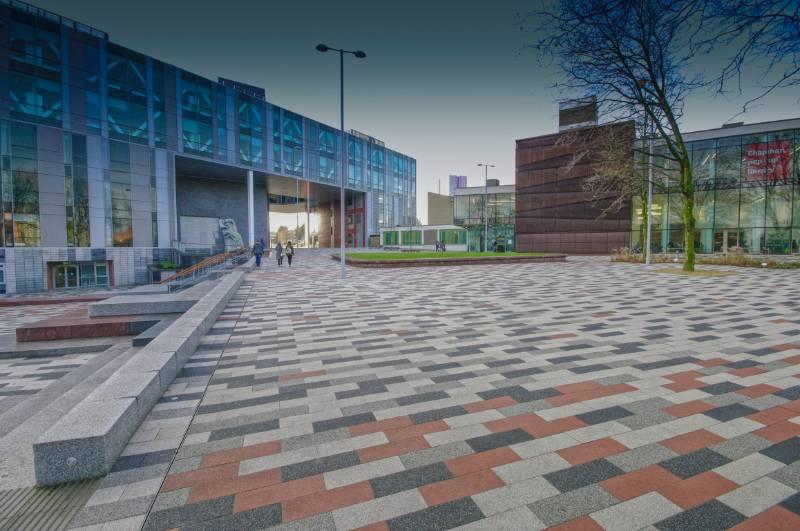 Peel Park Campus, Uni of Salford