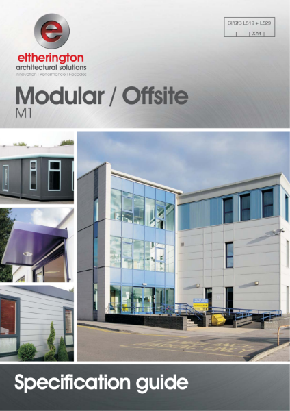 Modular Specification Guide