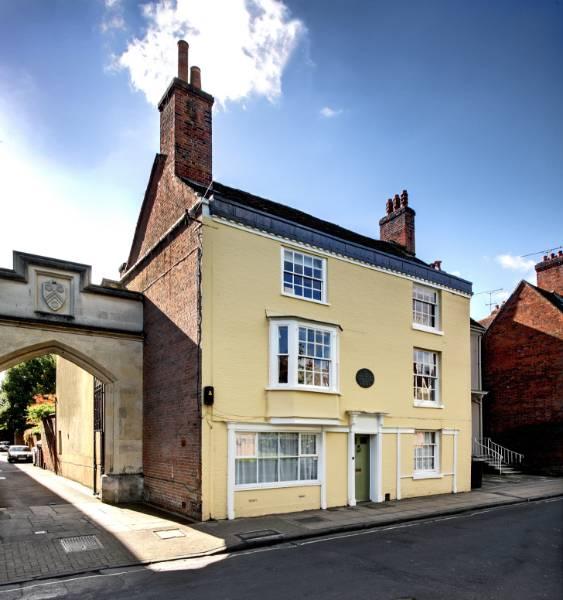 Jane Austen House - Winchester