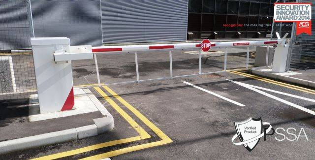 PAS 68 HVM Compact Terra Barriers - 3.5t At 30mph