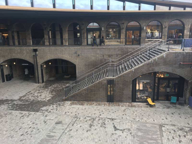 Coal Drops Yard - Kings Cross London