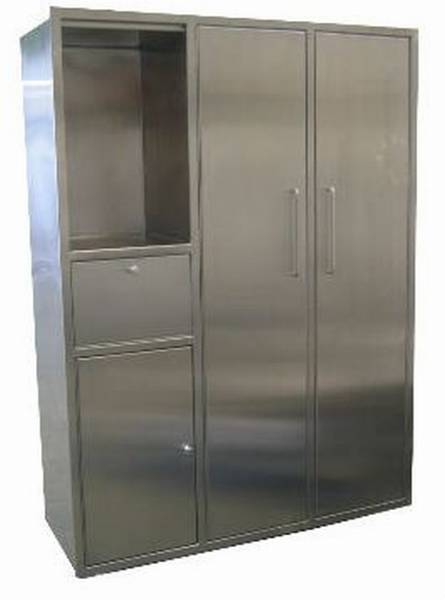 Gowning Cabinets