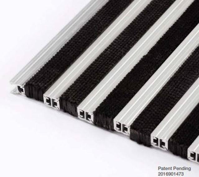Verse R100 Reversible Aluminium Matting