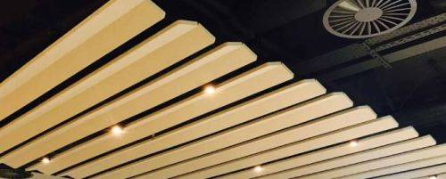 Skyline Acoustic Ceiling Bevel