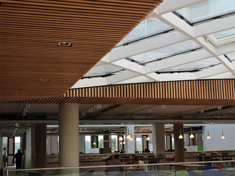 Project Angel - Northampton Civic Centre