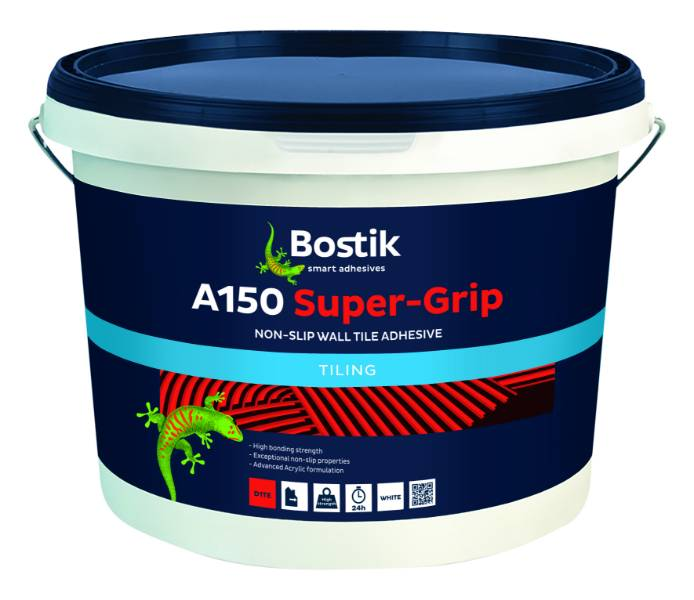 Bostik A150 Supergrip Tiling Adhesive