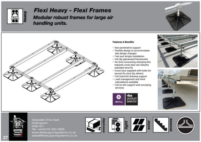 Flexi Heavy - Flexi Frames