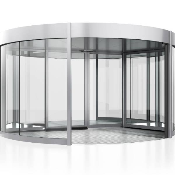 Duotour - Rotating door