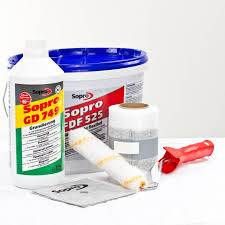 Sopro ADS 630 Wet Room Tanking Kit