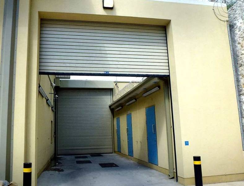 Industrial Roller Shutters Armourguard Industrial F1