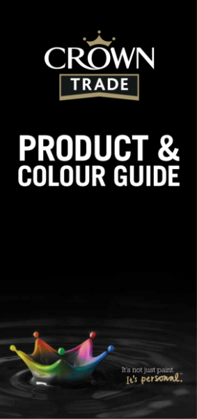 Crown Trade Product Guide