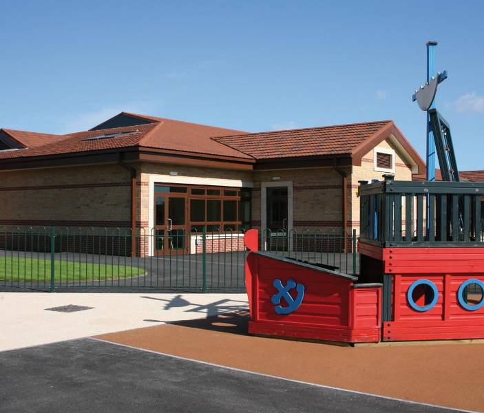 Metrotile Bond - Priory Academies, Lincoln