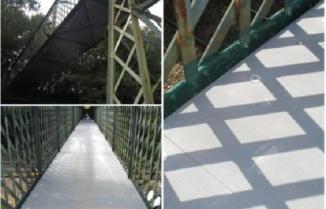 GRP BridgeDeck