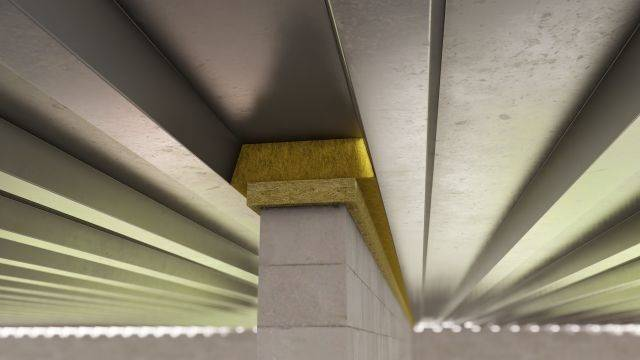 FIREPRO® Linear and Trapezoidal Firestops