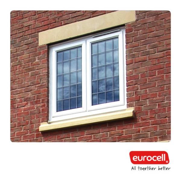 PVC-U French Windows