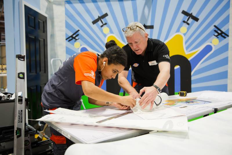 Crown Paints Apprentice Decorator of the Year finalists confirmed