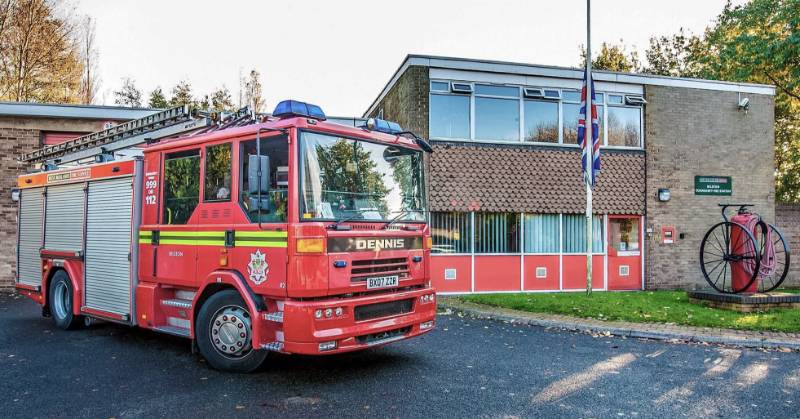 PROJECT HIGHLIGHT - WEST MIDLANDS FIRE SERVICE