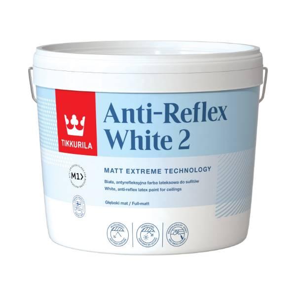 Anti Reflex White (2) - ceiling paint