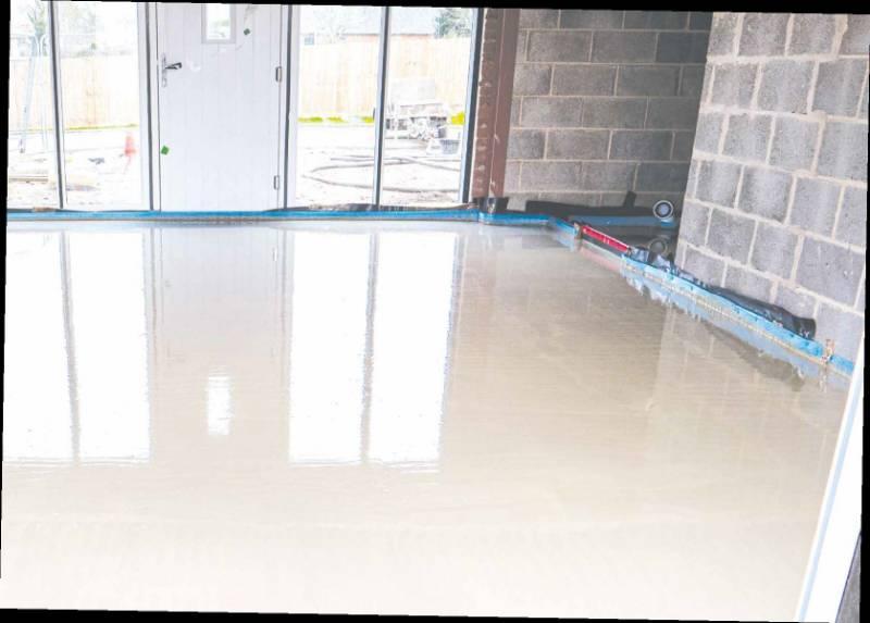 Longfloor IntegraCure® Liquid Cement Screed